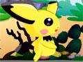 Pokémon Adventure - Ajude o pikachu em mais uma aventura com os pokémons. Pegue o maior número possível de raio em cada fase para você conseguir fazer transformação, isso acontecerá quando ele estiver forte o suficiente.