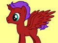 Pony Creator - Personalize seu pony deixe ele a sua cara. Utilize os itens disponíveis para deixar com um look exclusivo, você tem a opção de trocar corpo, asa e o chifre mágico.