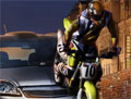 Jogo - Power Bike, Pilote sua moto pela cidade e supere todos os obstáculos que estiver em seu caminho. Sua missão neste game é completar todo o circuito sem sofrer nenhum acidente, sera que você é capaz?