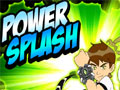 Jogo Power Splash - Ben 10, Gwen está em perigo e Ben 10 terá que salvá-la dos homens maus. Transforme-se em estranhas criaturas, persiga os maus e liberte o refém! Só assim pode vencer este jogo e Salvar a prima do Ben10.