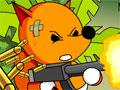 Ajude a raposa a destruir os monstros enormes que invadiu o mundo. Lute com os adversários dando golpes incríveis, recolha as caixas que tem objetos para qualificar melhor sua performace no combate.