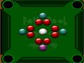 Divirta-se com este jogo de sinuca, encaçape ou elimine as bolas que estiverem sobre a mesa de bilhar, marque muitos pontos e complete todos os níveis.