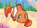 Jogo do Procurando Nemo, O pequeno peixinho do fundo dos Mares, esta convidando você para ajuda-lo a escolher um novo vestimento, Coloque as fantasias que você quiser, divirta-se com o querido peixe Nemo.