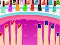 Prom Nails - Você é uma manicure profissional que atende suas clientes com muita dedicação. Utilize todo o material adequado para cada fase do seu trabalho antes que tempo esgote, faça a decoração mais apropriada para cada modelo.