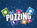 Jogo - Puzzing, Mais um game de juntar peças semelhantes, arraste todos os blocos que estão espalhados pelo labirinto, a cada união das idênticas você consegue elimina-las, Seja rápido e complete todos os níveis deste game. Teste suas habilidades e divirta-se!