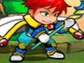 Puzzle Prince - Você vai precisar ter muita agilidade nesse jogo. Clique rapidamente nos grupos de bola para retirá-los do tabuleiro, quanto mais ágil for mais zumbis a guerreira extermina.