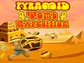 Pyramid Tomb Expedition - Fuja das Tumbas da Pirâmide nesse jogo de plataforma. Recolha os itens pelo cenário para conseguir concluir cada estágio, encontre uma maneira de escapar desse lugar.