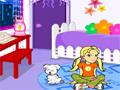Polly esta precisando de sua ajuda para deixar seu quarto lindo como ela gosta, ajude ela a deixar tudo combinando, neste jogo da Polly Pocket você vai se surpreender.