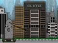 RC Warobo - A cidade está sendo atacada e só você pode salvar as pessoas de lá. Controle os movimentos de um robô gigantes destruindo os de sua mesma especíe e outros soldados, mire sobre eles e atire para destruir totalmente.