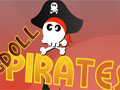 Jogo Online - Ragdoll Pirates, Os Inimigos Piratas estão atacando a sua base, sua missão é conduzir um poderoso canhão e acabar com todos no menor tempo possivel, Teste suas habilidades com mira e derrote todos os bandidos, conquiste novos territórios deixando a sua marca de o Poderoso Pirata.