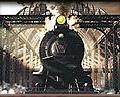 Construa e Mantenha os trilhos em ordem par que o trem chegue no seu destino.