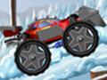 Jogo Rave Rider, Um game divertido no qual você conduz um carro em diversos cenários cheios de obstáculos, recolha a quantidade máxima de moedas para que você consiga fazer atualizações no seu veículo. Tome cuidado com o caminho que existe muitos desafios.