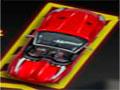 Red Cabrio Parking - Pilote seu conversível em uma estrada muito movimentada. Leve seu veículo até a área demarcada para estacionar, lembrando que você não pode colidir seu automóvel.