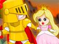 Rescue Princess - Você tem que resgatar a princesa das mãos dos ladrões. Controle dois soldados ao mesmo tempo, lute contra monstros e passe pelos obstáculos um de cada vez.