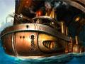 Revenge Of Victoria - Você está a bordo de um navio de guerra. Sua missão é lançar bombas nos inimigos, evite que eles conquistem o seu território, seja ágil para detonar muitas embarcações.