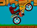 Road Cross Bikers - Com sua bike ande por pistas incríveis. Desfrute de toda a adrenalina do jogo como um motociclista experiente, salte sobre os obstáculos e se equilibre ao máximo para não cair.