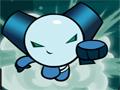 Jogo do Robotboy, o Dr. Kamikazi jogou varias minas dentro do oceano, seu objetivo é destruir todas antes que elas seja ativadas.