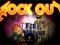 Jogo - Rock Out, Voc� que gosta de tocar guitarra entre nesse game e acerte corretamente a sequ�ncia para fazer o som. Seja �gil para n�o marcar bobeira e torne-se o mais novo integrante do rock.