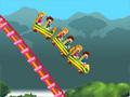 Rollercoaster Revolution é uma nova versão do jogo de Montanha Russa, uma turminha quer muita adrenalina e velocidade nas curvas perigosas das Montanhas Russas, divirta-se com este Jogo e tome cuidado para que nenhum passageiro sofra acidente.