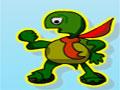 Ajude a tartaruga a chegar até a bandeira, porem use da sua habilidade para conseguir passar pelos obstáculos que cada fase tem. No total são 55 níveis.