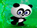 Run Panda Run - Ajude o pequeno panda na floresta. Salte sobre os obst�culos e recolha o m�ximo de frutas que conseguir, tenha muito cuidado no decorrer do seu percurso.
