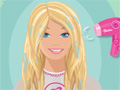 Neste Jogo a Barbie precisa muito da sua ajuda para ficar super linda, mude todo o seu visual e divirta-se com o Sal�o de Beleza da Barbie.