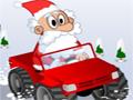 Neste jogo você vai ajudar o Papai Noel a recolher todos os presentes com um carro, para pode entrar no Natal, consiga muitos presentes para poder passar de nível.