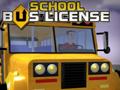 School Bus License, Você precisa tirar a carta de motorista de um ônibus escolar, faça uma bateria de testes e seja aprovado em todos, mantenha a calma e lembre-se que a sua futura profissão requer muita responsabilidade no volante. Conquiste sua habilitação por méritos e seja um exemplo de condutor de veículos escolares.