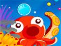 Sea Bubbles - Forme grupos da mesma cor para eliminá-los da tela. Seja rápido para deixar o polvo ocupado, não deixe que as bolhas alcance a área demarcada para não ser fim de jogo.