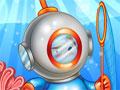 Jogo Seabed Cleaner, O meio ambiente precisa ser preservado, sua missão neste game é fazer a limpeza do fundo do mar usando todas as suas habilidades, traga todo o lixo para a superfície, use o seu raciocínio para completar este jogo fazendo toda a limpeza do Oceano.