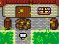 Seedling - Se aventure sobre as cavernas e casas com seu personagem. Fique atento com o ataque dos inimigos e desvie dos obstáculos que aparecem no decorrer do jogo.
