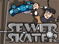 Que tal Praticar um skateboard nos bueiros subterrâneos da cidade?. Consiga a pontuação necessária antes de que acabe o tempo para passar de nivel.