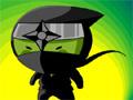 O Objetivo do jogo é acertar estrelas nos ninjas inimigos, mais tendo cuidado com os que são amigos.