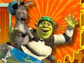 Jogo Shrek Shreds, O Famoso Ogro do filme Shrek resolveu andar de Skate e realizar manobras pela cidade, Seu objetivo neste game � ajuda-lo a pular todos os obst�culos e desafios que possuem em seu caminho, acumule pontos e divirta-se!