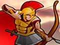 Siege Of Troy 2 - Use toda a sua habilidades para completar esse jogo. Defenda a cidade do ataque dos Bárbaros, use o arco e flecha mirando nos alvos para elimina-los seja ágil e lute até o fim.