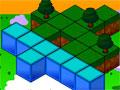 Sky Garden - Use o raciocínio e monte o quebra-cabeça. Clique sobre os blocos para muda-lós, prestando bem a atenção para não errar.