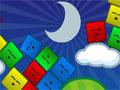 Jogo Sleepy, Os blocos resolveram tirar uma soneca, seu objetivo é eliminar cada cor conforme o jogo solicita, tome muito cuidado para que os outros blocos não acordem e fique muito bravo com você, tenha muita habilidade e complete todos os níveis deste game.