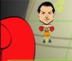 Golpeie seus adversários, usando as teclas numéricas do teclado para dá vários tipos de golpes.