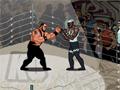 Jogo de Boxe, entre nesta luta para mostrar que você entende de Boxe, faça nocaute nos seus adversários e passe todos os níveis.