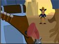 Você foi desafiado por todos os bandidos do velho oeste, compre uma arma, munição e enfrente todos eles.