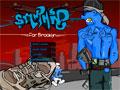 Smurfin For Brooklyn - Apareceu alguns smurfs do mal e você tem que exterminá-los. Observe os movimentos e encontre os alvos, mas tenha cuidado para não acertar os inocentes.