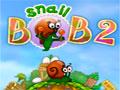 Snail Bob 2 - Guie o Bob pela floresta com toda atenção. Use os objetos disponíveis pelo cenário para que o coracol chegue até o seu destino com segurança .