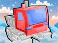 Jogo - Snow Truck, Conduza uma maquina de remover gelo. Sua missão é chegar em seu destino o mais rápido possivel, Seja um piloto eficiente e tome muito cuidado com as imperfeições e desafios que a pista possui. Divirta-se!
