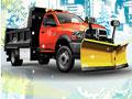 Snowplow Parking Mania - Controle o seu caminhão pela neve. Recolha os blocos de neve que encontrar pelo trajeto e os transporte até a área indicada, para completar o grande desafio.