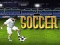 Jogo Online - Soccer World Cup 2010, Prepare-se para a grande Copa do Mundo 2010, escolha a sua seleção e faça a sua tática para vencer todos os seus adversários. Seja rápido nas suas jogadas e marque muitos gols. Mostre a todos quem é o verdadeiro merecedor de levantar a querida Taça de Campeão.