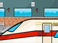 Solitude Metro Escape - Encontre os itens ocultos na estação para o trem partir. Observe atentamente cada detalhe usando suas habilidades para solucionar os quebra-cabeças, use os objetos encontrados para completar cada fase