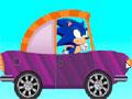 Sonic Crazy Coin Collect - Dirija um carro junto com Sonic e mostre que até nessa modalidade ele manda bem. Passe pelos obstáculos com cuidado e recolha o máximo de anéis possíveis em cada estágio.