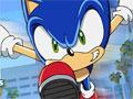 Jogo - Sonic X - Speed Spotter 2, O Sonic esta convidando você para ser um ótimo observador e divirta-se descobrindo os erros que as imagens apresentam. Seja paciente e aponte somente os locais que possui quaisquer diferença da imagem ao lado.