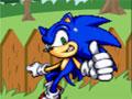 Jogo Sonic in Garden, o nosso amigo Sonic esta sendo atacado por diversas aves, inclusive os perigosos morcegos que tem muito desejo por sangue, sua missão é ajuda-lo a combater todos os animais que estiver no céu, atire maças até você conseguir acabar com todos, tome muito cuidado para não ser atingido.