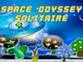 Space Odyssey Solitaire - Empilhe as cartas em sua ordem alternando sua cor. Você precisa ser bem ágil nesse jogo de paciência para concluir cada estágio, colocando os cartões em um local vazio.